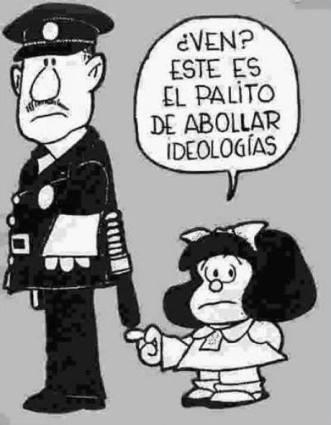 mafalda ideologia